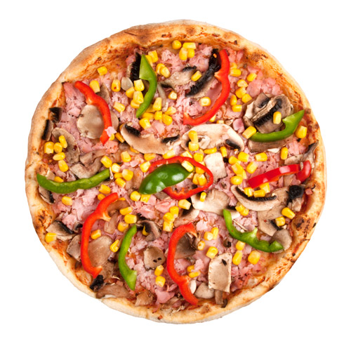 Pizza Fitness de post