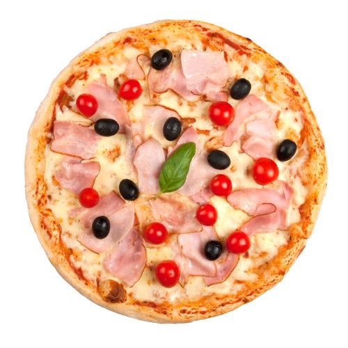 Pizza Fitness de post